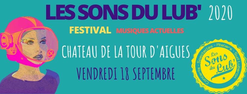 Les Sons du Lub' – 18 Sept